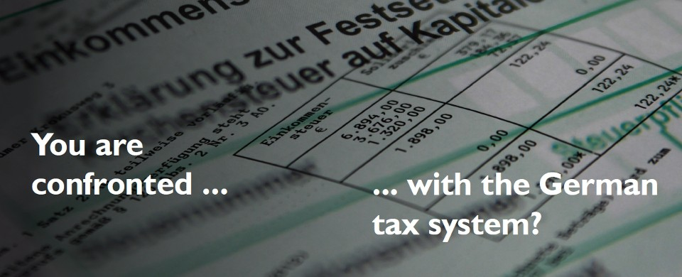 Income tax Germany