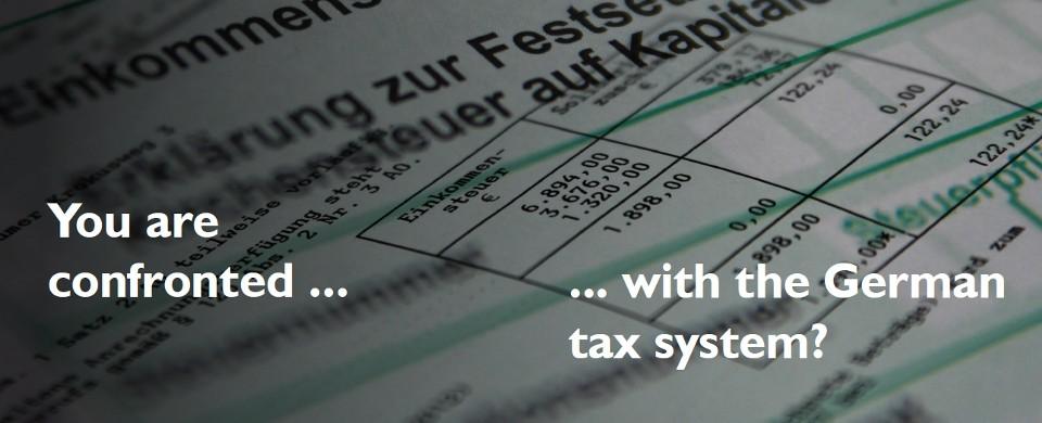 Income tax Germany